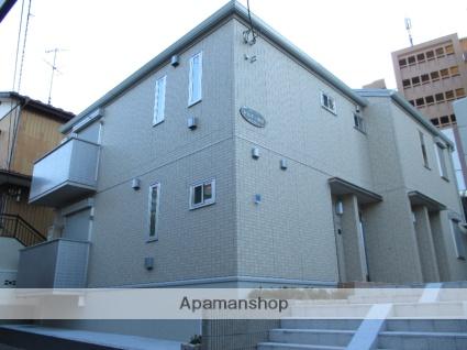 神奈川県鎌倉市、大船駅徒歩17分の築2年 2階建の賃貸アパート