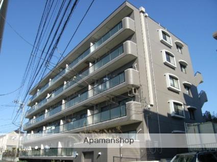 神奈川県藤沢市、藤沢駅徒歩20分の築24年 5階建の賃貸マンション