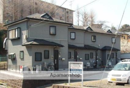 神奈川県横浜市戸塚区、東戸塚駅徒歩9分の築19年 2階建の賃貸テラスハウス