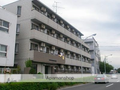 神奈川県横浜市栄区、大船駅徒歩9分の築28年 4階建の賃貸マンション