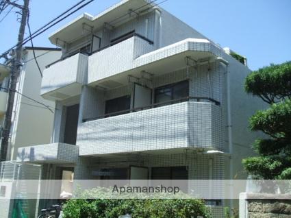 神奈川県藤沢市、藤沢駅徒歩16分の築26年 3階建の賃貸マンション