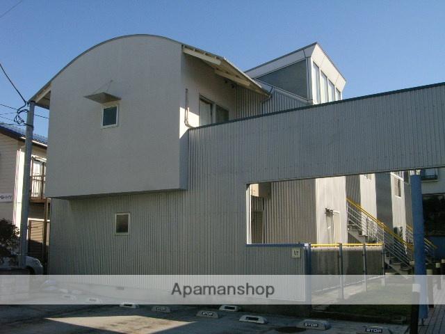 神奈川県藤沢市、石上駅徒歩12分の築22年 2階建の賃貸アパート