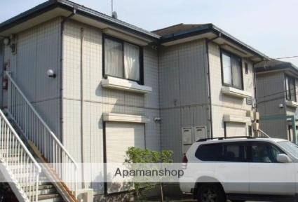 神奈川県藤沢市、本鵠沼駅徒歩19分の築24年 2階建の賃貸アパート