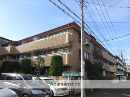 神奈川県川崎市中原区、武蔵中原駅徒歩19分の築30年 3階建の賃貸マンション