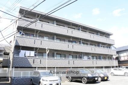 神奈川県川崎市中原区、武蔵中原駅徒歩19分の築19年 4階建の賃貸マンション
