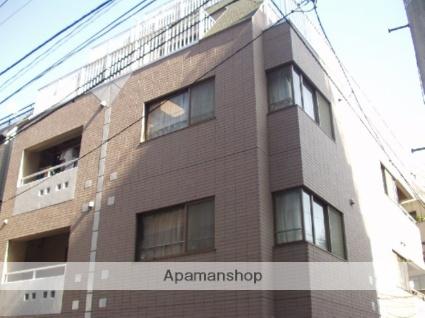 神奈川県川崎市中原区、新丸子駅徒歩15分の築17年 6階建の賃貸マンション