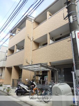 神奈川県川崎市中原区、武蔵中原駅徒歩15分の築4年 3階建の賃貸マンション