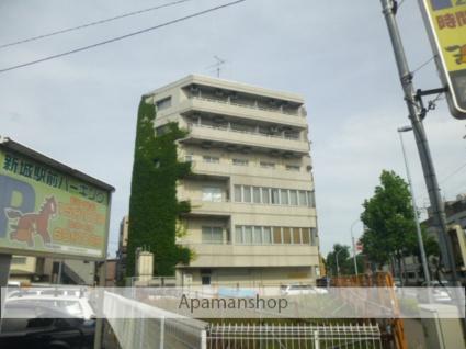 神奈川県川崎市中原区、武蔵中原駅徒歩18分の築24年 6階建の賃貸マンション