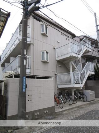 神奈川県川崎市中原区、武蔵新城駅徒歩17分の築26年 3階建の賃貸マンション