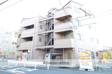 神奈川県川崎市中原区、武蔵中原駅徒歩18分の築20年 4階建の賃貸マンション
