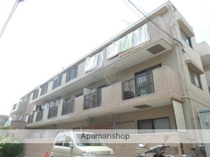 神奈川県川崎市中原区、平間駅徒歩16分の築28年 3階建の賃貸マンション