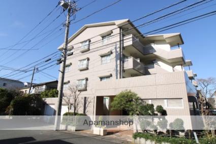 神奈川県川崎市中原区、武蔵中原駅徒歩15分の築27年 4階建の賃貸マンション
