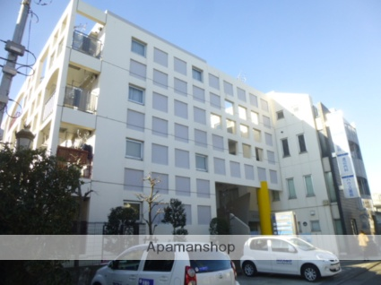 神奈川県川崎市中原区、武蔵中原駅徒歩19分の築25年 4階建の賃貸マンション