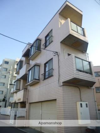 神奈川県川崎市中原区、武蔵中原駅徒歩10分の築27年 3階建の賃貸マンション