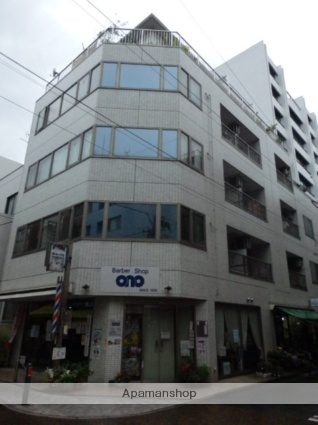 神奈川県川崎市中原区、向河原駅徒歩16分の築22年 5階建の賃貸マンション