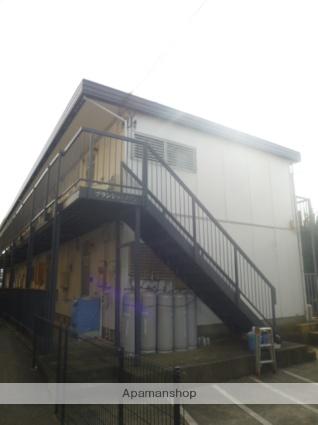 神奈川県川崎市高津区、武蔵小杉駅徒歩36分の築39年 2階建の賃貸アパート