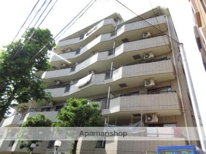 神奈川県川崎市中原区、武蔵小杉駅徒歩31分の築22年 7階建の賃貸マンション