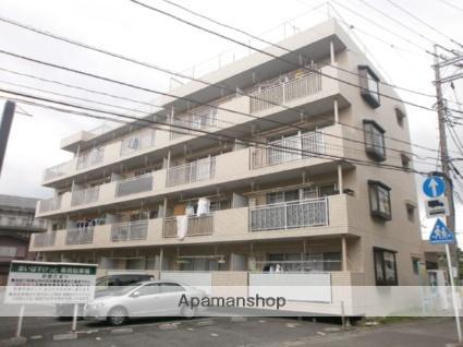 神奈川県川崎市中原区、武蔵中原駅徒歩15分の築29年 4階建の賃貸マンション