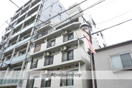 神奈川県川崎市中原区、武蔵中原駅徒歩19分の築28年 6階建の賃貸マンション