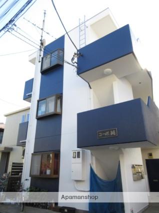 神奈川県川崎市中原区、武蔵小杉駅徒歩25分の築24年 3階建の賃貸マンション