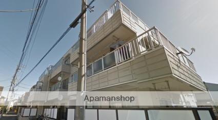 神奈川県川崎市中原区、武蔵中原駅徒歩20分の築28年 3階建の賃貸マンション