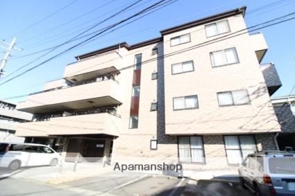 神奈川県川崎市中原区、武蔵中原駅徒歩19分の築26年 4階建の賃貸マンション