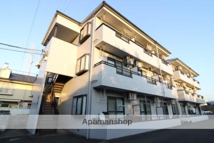 神奈川県川崎市高津区、武蔵新城駅徒歩24分の築20年 3階建の賃貸マンション