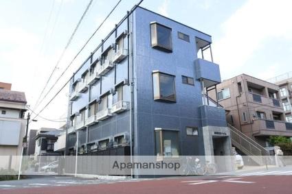 神奈川県川崎市高津区、武蔵中原駅徒歩24分の築22年 3階建の賃貸マンション