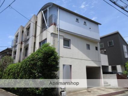神奈川県川崎市中原区、武蔵中原駅徒歩14分の築27年 3階建の賃貸マンション