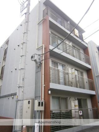 神奈川県川崎市中原区、武蔵小杉駅徒歩10分の築11年 4階建の賃貸マンション