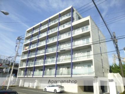 神奈川県川崎市高津区、武蔵新城駅徒歩9分の築9年 7階建の賃貸マンション