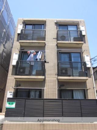 神奈川県川崎市幸区、鹿島田駅徒歩10分の築11年 3階建の賃貸マンション