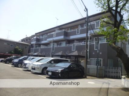 神奈川県川崎市中原区、武蔵中原駅徒歩17分の築23年 3階建の賃貸マンション