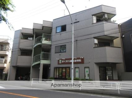 神奈川県川崎市中原区、武蔵小杉駅徒歩24分の築24年 3階建の賃貸マンション