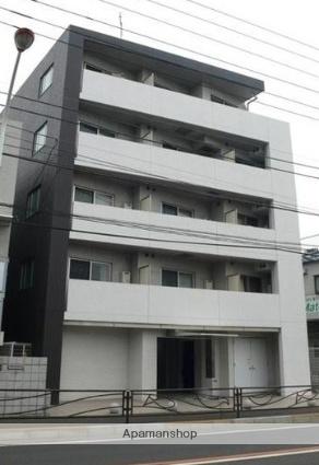 神奈川県川崎市中原区、元住吉駅徒歩13分の築7年 5階建の賃貸マンション
