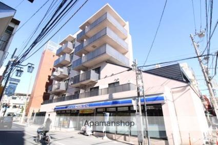 神奈川県川崎市中原区、武蔵中原駅徒歩17分の築1年 6階建の賃貸マンション