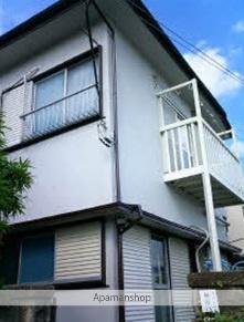 神奈川県川崎市多摩区、読売ランド前駅徒歩12分の築22年 2階建の賃貸アパート