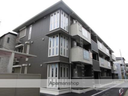 神奈川県川崎市中原区、武蔵中原駅徒歩15分の新築 3階建の賃貸アパート