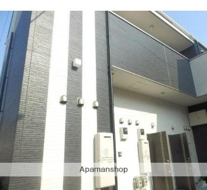 神奈川県川崎市中原区、元住吉駅徒歩20分の築1年 2階建の賃貸アパート