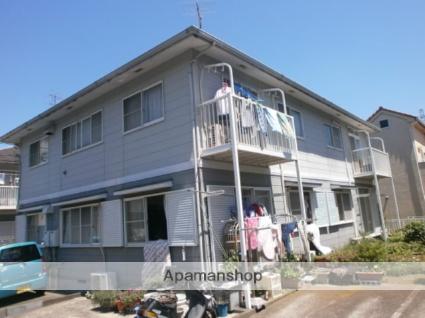 神奈川県川崎市高津区、武蔵中原駅徒歩25分の築23年 2階建の賃貸アパート