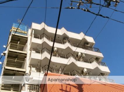 神奈川県川崎市中原区、武蔵中原駅徒歩18分の築32年 7階建の賃貸マンション