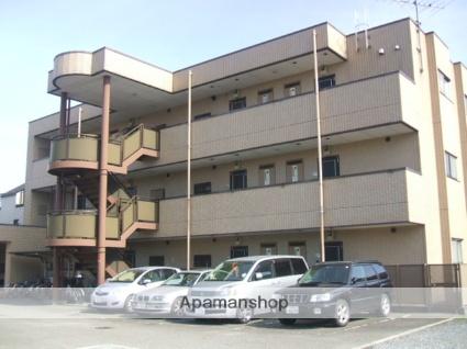 神奈川県川崎市中原区、武蔵中原駅徒歩15分の築26年 3階建の賃貸マンション