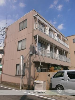 神奈川県川崎市高津区、武蔵新城駅徒歩15分の築28年 3階建の賃貸マンション
