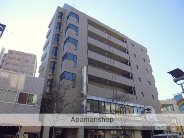 神奈川県茅ヶ崎市、茅ケ崎駅徒歩2分の築18年 8階建の賃貸マンション