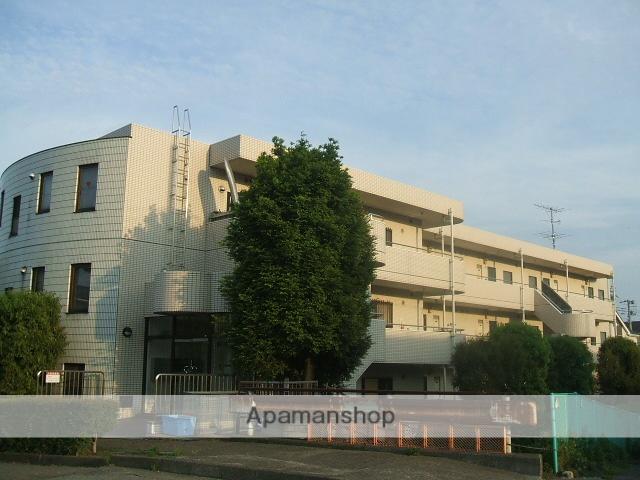 神奈川県藤沢市、藤沢駅徒歩30分の築26年 3階建の賃貸マンション