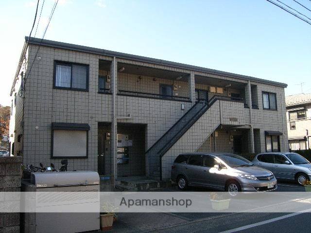 神奈川県藤沢市、藤沢駅徒歩15分の築18年 2階建の賃貸マンション