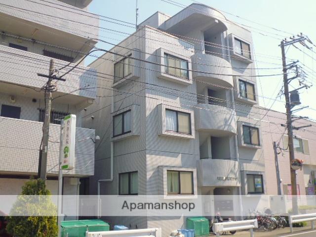 神奈川県藤沢市、藤沢駅徒歩19分の築29年 4階建の賃貸マンション