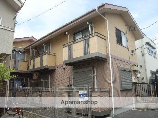 神奈川県藤沢市、藤沢駅徒歩9分の築11年 2階建の賃貸アパート