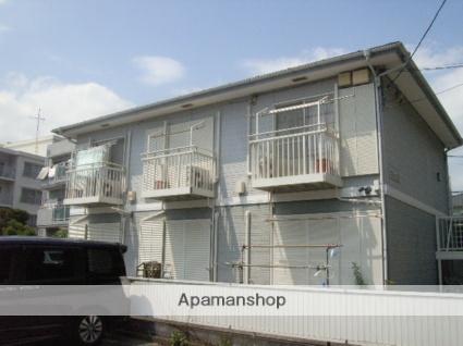 神奈川県藤沢市、藤沢駅徒歩23分の築19年 2階建の賃貸アパート