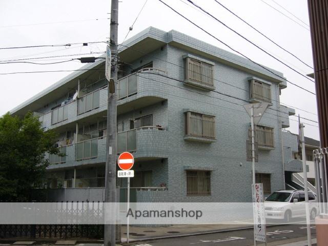 神奈川県茅ヶ崎市、茅ケ崎駅徒歩24分の築22年 3階建の賃貸マンション